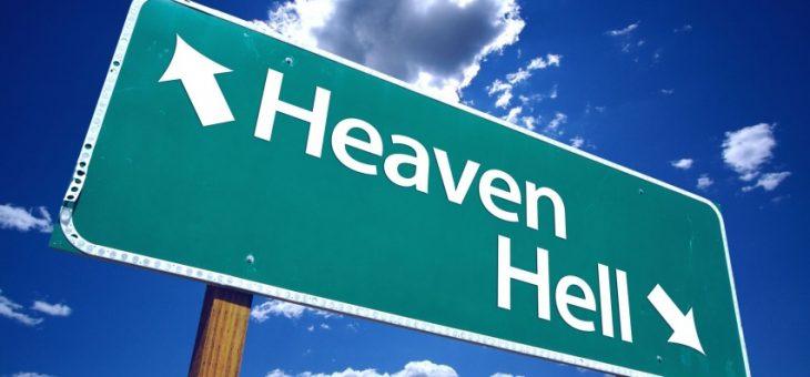 Van hel naar hemel